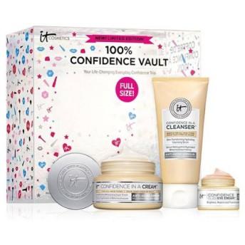 イットコスメティクス【限定】ベーシックコンフィデンスセット / 100% Confidence Vault Skincare Set