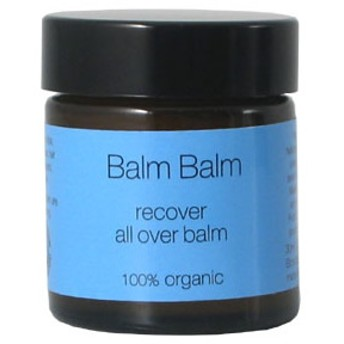 Balm Balm <2個セット> オーガニック 100%ナチュラル 全身用 (ボディー、フェイス、リップ)バーム リカバー