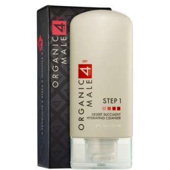 オーガニックメール 乾燥肌用ハイドレイティングクレンザー (Organic Male OM4 Dry)