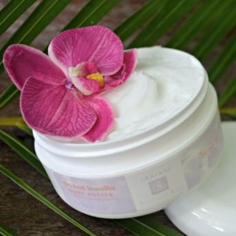 オーキッド・バニラ・ボディーバター【Lanikai Bath & Body】ハワイの恵み☆彡ボタニック