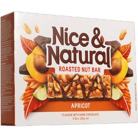 ローストナッツバー アプリコット味 31gx12本 Apricot