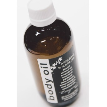 【植物性ナチュラルオイル】ボディオイル - 200ml / Body Oil
