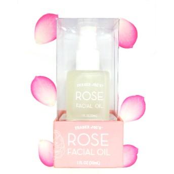 ローズフェイシャルオイル/トレーダージョーズ Rose Facial Oil/Trader Joe's