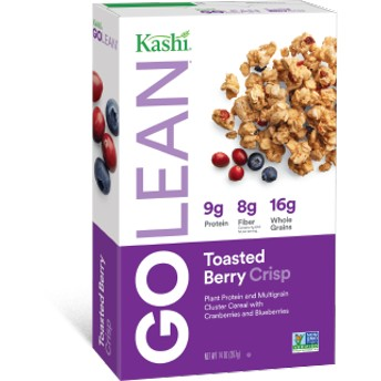 GOLEAN Toasted Berry Crisp Cereal(トーストベリークリスプシリアル)