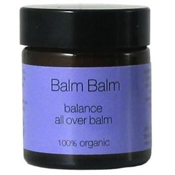 Balm Balm <2個セット> オーガニック 100%ナチュラル 全身用 (ボディー、フェイス、リップ)バーム バランス