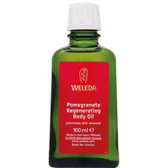 WELEDA POMEGRANATE REGENERATING BODY OIL 100ml ざくろ オイル