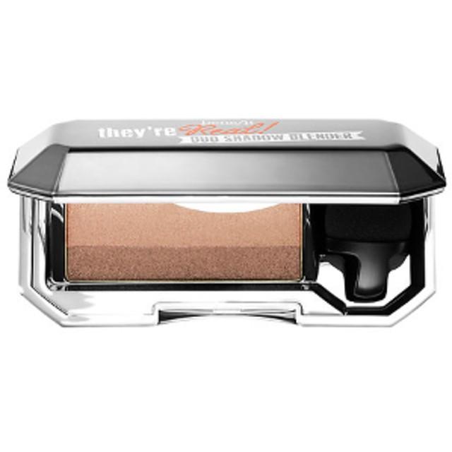 ベネフィット デュオアイシャドウブレンダー ブラゼンブロンズ (Benefit eyeshadow blender)