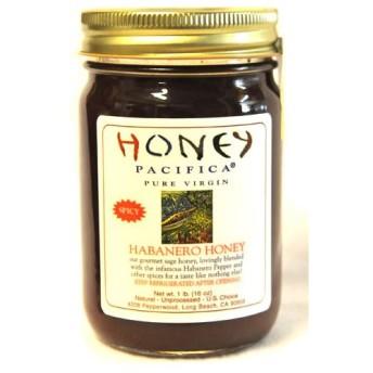 ハニーパシフィカ ハバネロハニー 蜂蜜 ( HONEY PACIFICA Flavored Habanero Honey)