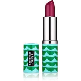 クリニーク&マリメッコ コラボ口紅 24.Raspberry Pop Pop Lip Colour & Primer