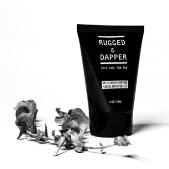 RUGGED & DAPPER 【メンズ】フェイスモイスチャライザー