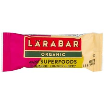 Larabar オーガニックスーパーフード ウコン&ジンジャー&ビーツ