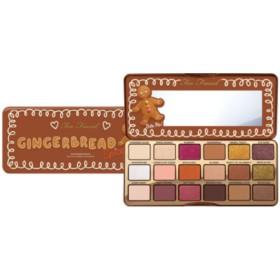 トゥフェース 限定 ジンジャーブレットパレット(Too Faced Gingerbread Spice Eye Shadow )