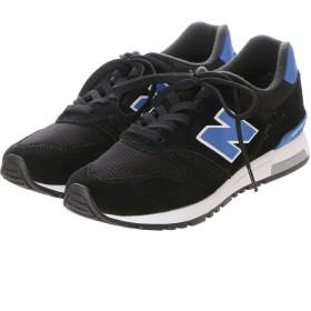 ニューバランス new balance ML565 170565 (ブラック/ブルー)