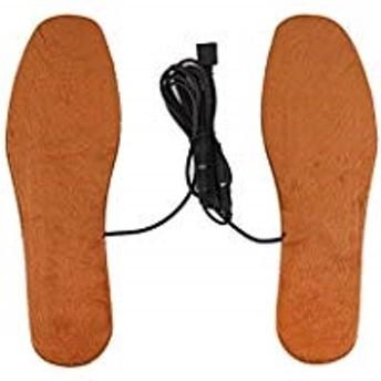 あったか インソール 中敷き USB加熱 足暖かく 秋冬用 ふわふわ 男女兼用 防寒 保温 冷え性解消