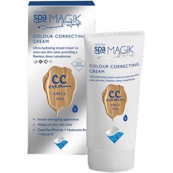 死海CCクリーム Dead Sea Spa Magik CC Cream SPF15 50ml