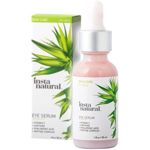 インスタナチュラル アイセラム(目元美容液)30ml(InstaNatural Eye Serum)