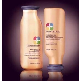 ピュアオロジー プレシャスオイル シャンプー&コンディショナー(Pureology PRECIOUS OIL)