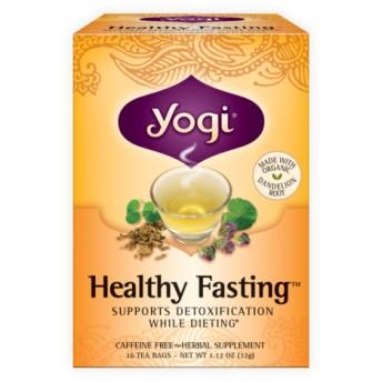 ヨギ ティー ヘルシーファスティングティー3箱セット(Yogi Healthy Fasting)