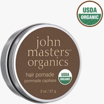 USDA認定 ジョンマスターオーガニック ヘアポマード( John masters organic hair pomade)