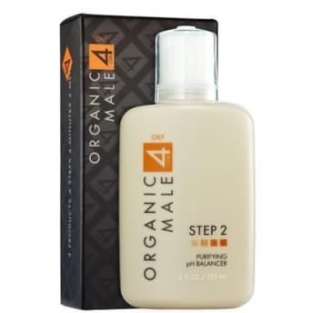 オーガニックメール オイリー肌用PHバランサートナー (Organic Male OM4 Oily)