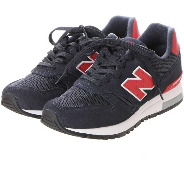 ニューバランス new balance ML565 170565 (ネイビー/レッド)
