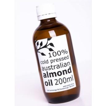 【植物性ナチュラルオイル】アーモンドオイル - 200ml / Almond Oil