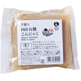 【冷蔵】NH国産有機板こんにゃく 140g