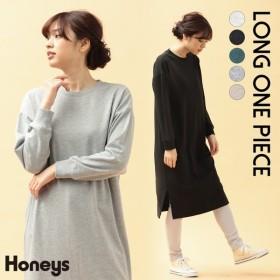 Honeys ハニーズ ロングワンピース