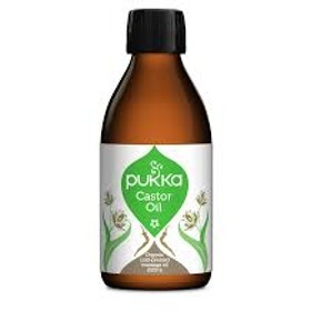 Pukka Castor Oil キャスターオイル