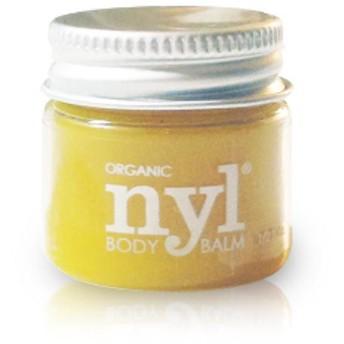 nyl オーガニックボディバーム(サンプルサイズ)/nyl Body Balm, Organic