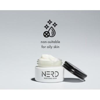 ナードスキンケア ナリッシングクリーム 30ml (Nerd Skincare Nourishing Cream)