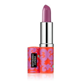 クリニーク&マリメッコ コラボ口紅 16.Grape Pop Pop Lip Colour & Primer