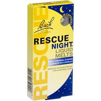 バッチレスキューナイト リキッドメルトカプセル Rescue Night Liquid Melts 28 Capsules