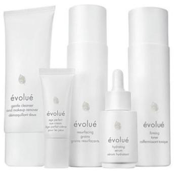 エボリュー 敏感肌用スキンケアセット (Evolue Sensitive Skin Kit)