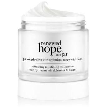 フィロソフィー ニューホープインアジャー モイスチャライザー (Philosophy renewed hope in a jar)