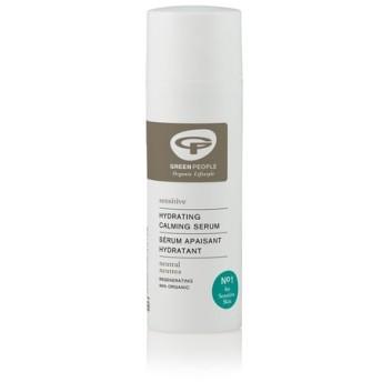 グリーンピープル 敏感肌用 ハイドレイティングコーミング セラム(Scent Free Hydrating Calming Serum)