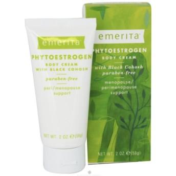 エメリタ 更年期緩和エストロゲン ボディクリーム (Emerita Phytoestrogen Body Cream)