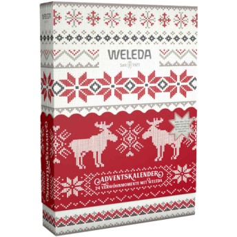 [2018クリスマス限定] WELEDA 2018 Advent Calendar / 2018 ヴェレダ アドベントカレンダー 送料込
