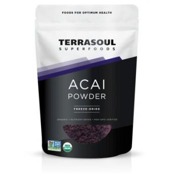 テラソウル フリーズドライアサイパウダー (Terrasoul ACAI POWDER FREEZE-DRIED)