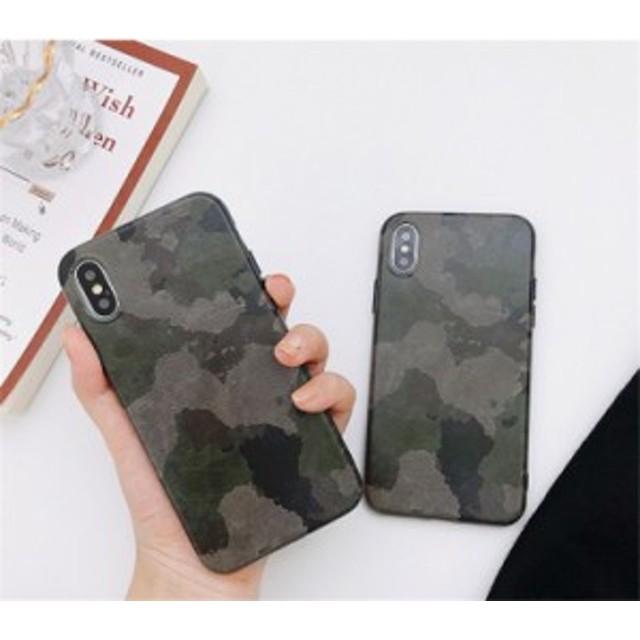 f53c616e0a iPhone Xs Max iPhone8 iPhone7 iPhone6s iPhoneX カバーアイフォンXs マックス スマホケース かわいい  おしゃれ 迷彩柄