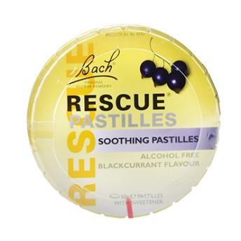 バッチレスキューパステル ブラックカラント(黒すぐり)Rescue Remedy Blackcurrant Pastilles