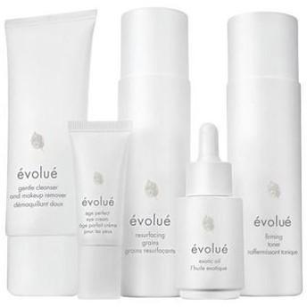 エボリュー 乾燥肌用スキンケアセット (Evolue Dry Skin Kit)