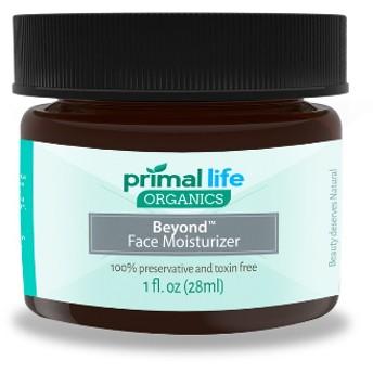 プライムライフオーガニクス ビヨンドフェイスモイスチャライザー (Primal Life Organics )