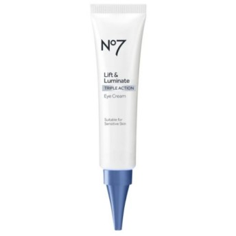 *No7* Lift & Luminate Triple Action Eye Cream 15ml アイクリーム