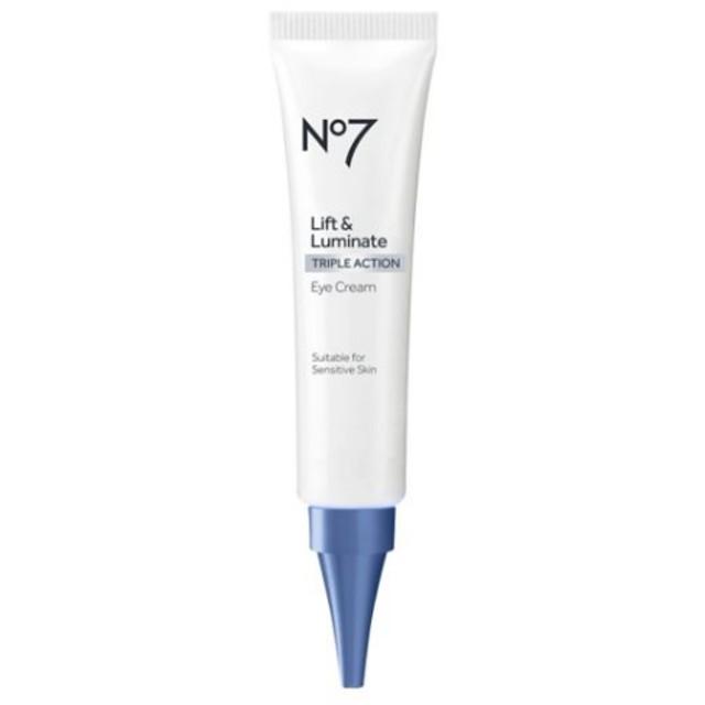 *No7* Lift & Luminate Triple Action Eye Cream 15ml アイクリーム