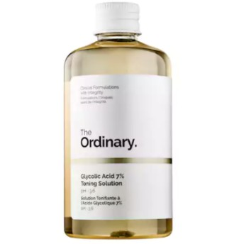 オーディナリー グリコール酸ピーリング (The Ordinary Glycolic Acid 7% Toning Solution)