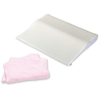 【正規品】セブンスピロー 洗替カバーセット(ピンク) (シングル)肩や首・背中への負担、窮屈で制限された眠りから解放し快眠へ<Shop Japan(ショップジャパン)公式>
