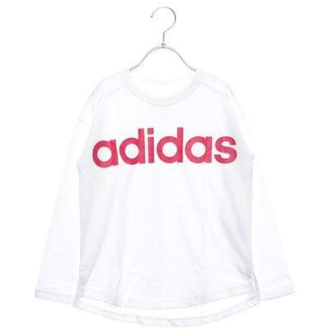 アディダス adidas ジュニア 長袖Tシャツ GIDリラックスLST DN1278