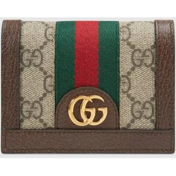 〔オフィディア〕GG カードケース(コイン&紙幣入れ付き)