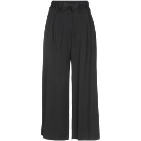 《セール開催中》TOM REBL レディース パンツ ブラック 40 キュプラ 100%